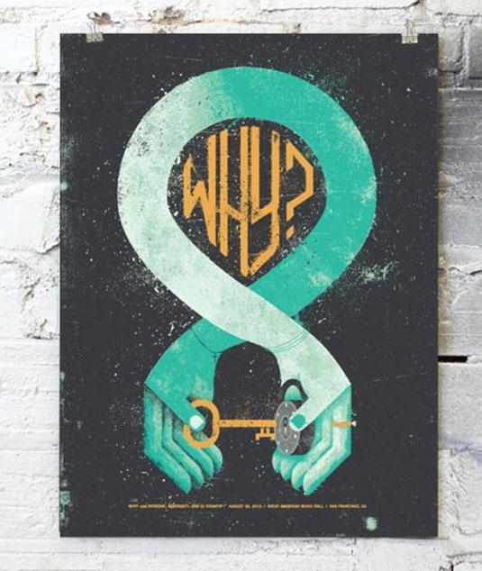 Gig posters: Eric Nyffeler