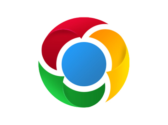 Baldvin Mar Smarason Google Chrome logo redesign