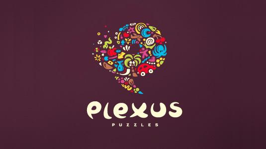 Logotype: Plexus Puzzles