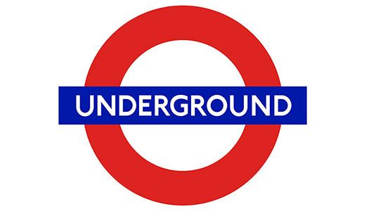 Transport for London typeface