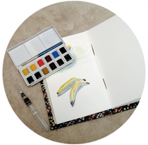10 things: sketchbook