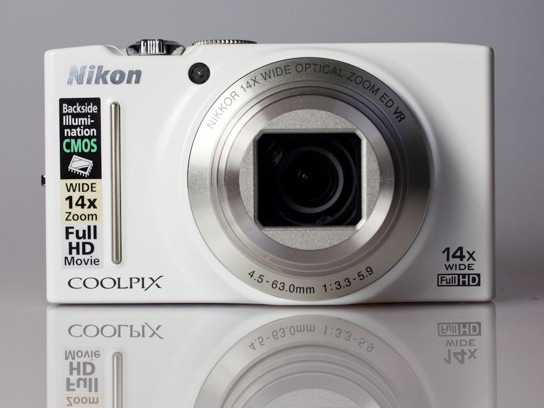 Nikon Coolpix S8200 Review Techradar