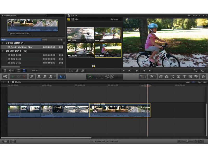 Apple Final Cut Pro X 10 0 3 Review Techradar