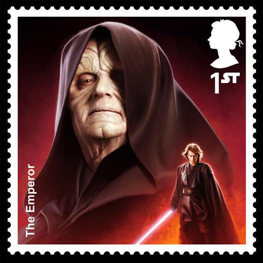 emperor stamp