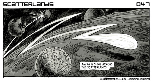 imaginative web comics: Scatterlands