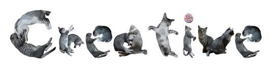Cat font generator