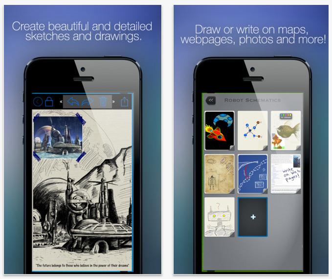 Best iPhone apps: Sketchworthy