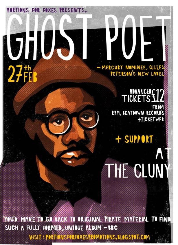 Kerry Hyndman - Ghost Poet