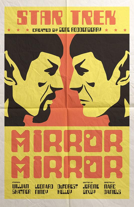 star trek vintage posters
