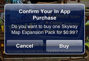 In App purchases can help you leverage extra revenue and push new content to current users