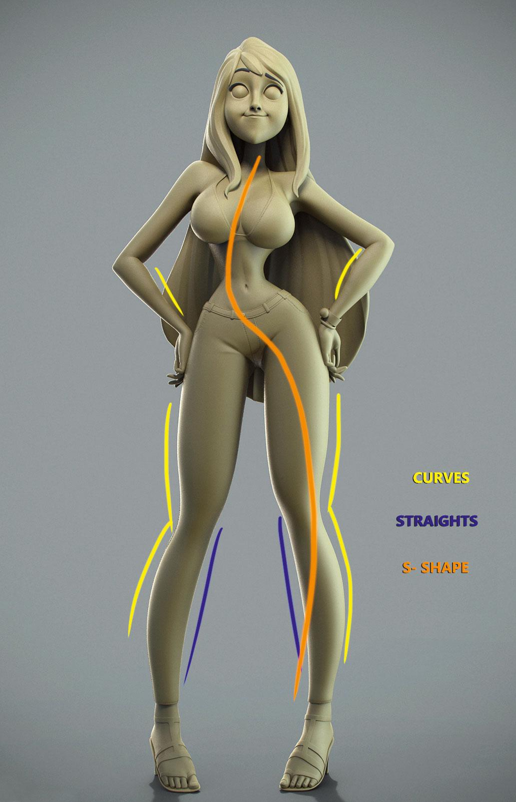 3D concept