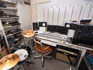 Bedroom Pop Drums