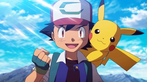 PIKAeww  Listen to Pikachu talk to Ash in the new Pokemon movie
