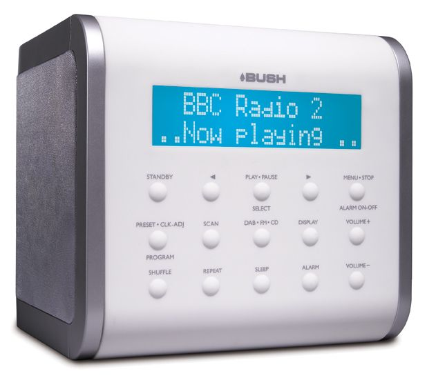 bush pushes mini dab radio techradar. Black Bedroom Furniture Sets. Home Design Ideas