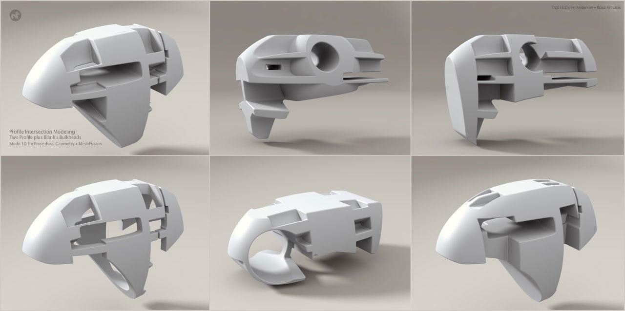 3D tools June
