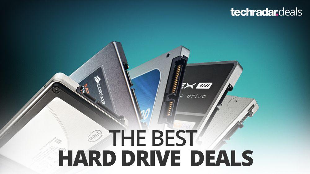 Best buy external hard drive deals