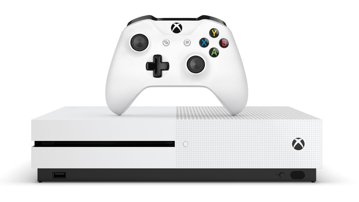 Microsoft's Black Friday deals take Xbox One S to its lowest price ever