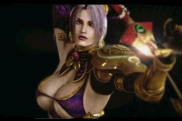 Tell more. soul caliber ivy boob happens. can