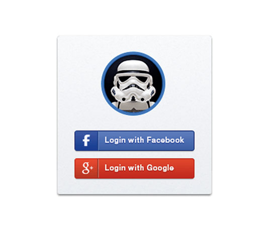Add social login functionality to your application without integrating directly with multiple social networks