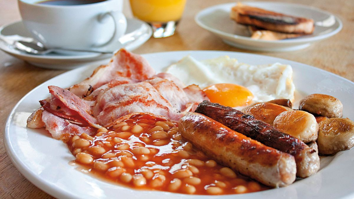 How to cook a full English breakfast with your smartphone ...
