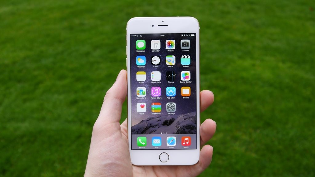 iphone 6 plus iphone 6 plus review techradar