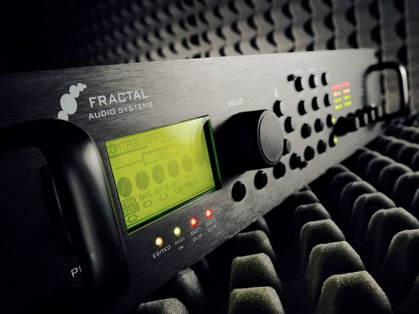 Fx options axe - Review: Fractal Audio Systems FX8 Mark II Multi-FX