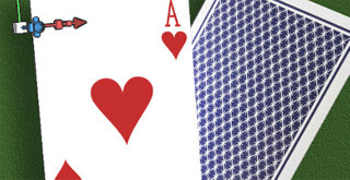 create a playing card