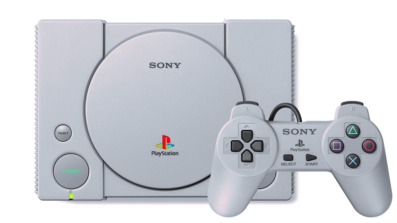 Best retro gaming console: Playstation Classic