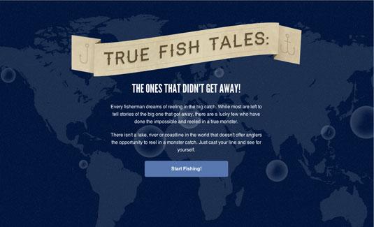 True Fish Tales infographic