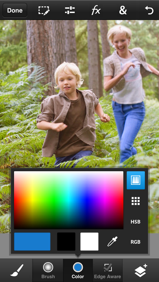 Photoshop Touch for iPhone