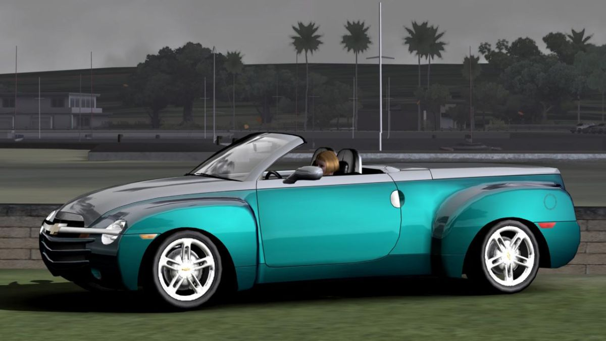 Car Making Games >> Chevy SSR truck in Test Drive Unlimited   GamesRadar+