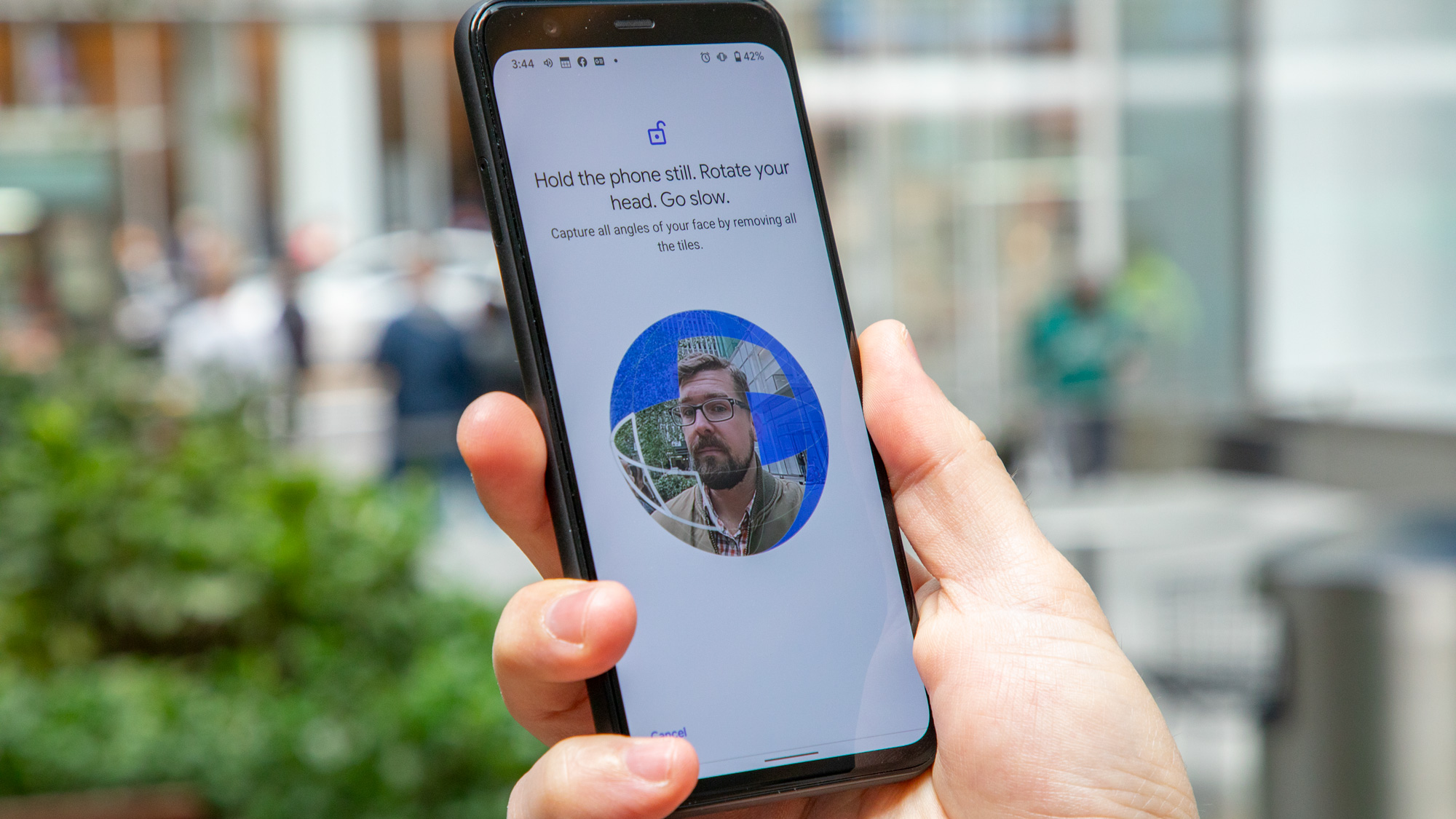 Some Google Pixel 4 users are reporting that face unlock is broken