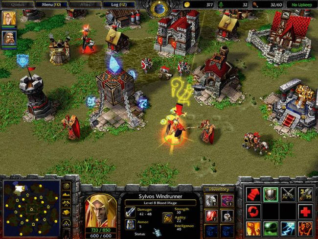 warcraft 3 for mac