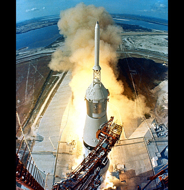 Apollo 11 Flight Log, July 16,