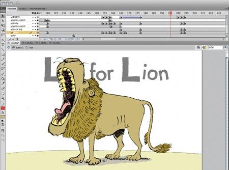 embelish animation