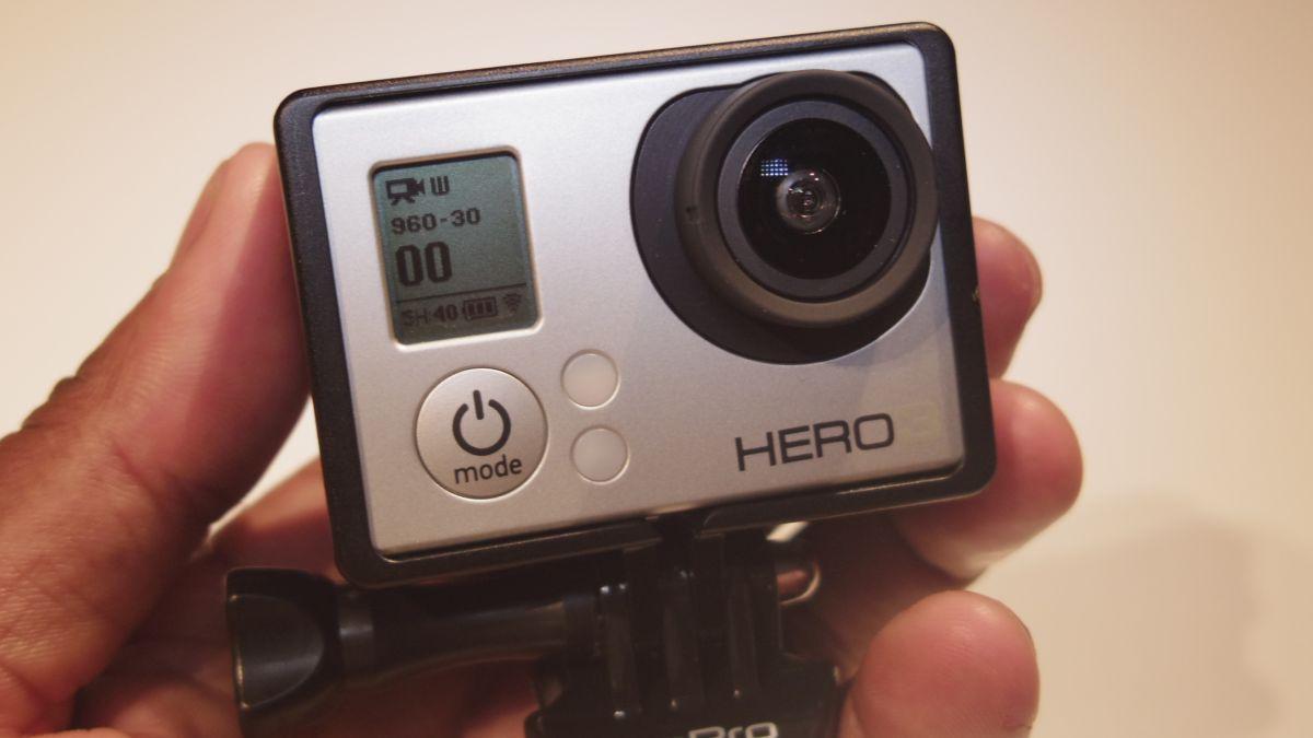 gopro hero3 black edition review techradar. Black Bedroom Furniture Sets. Home Design Ideas
