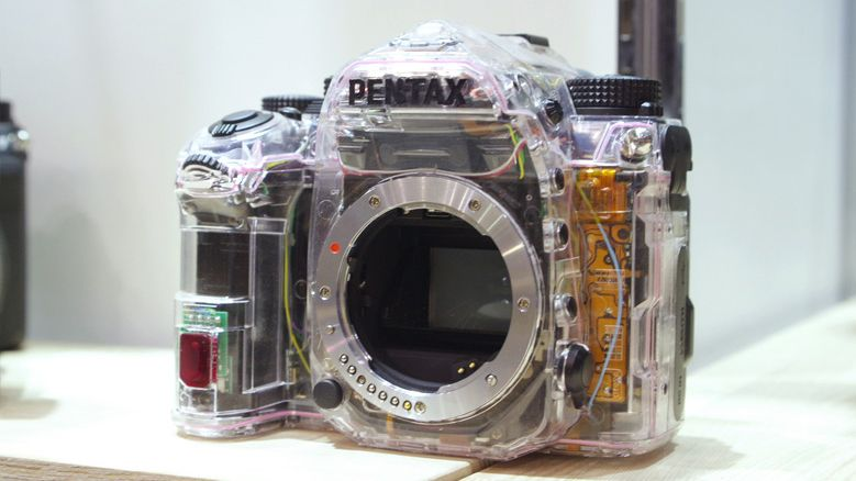 How Pentax Made The Dslr Of The Future In A Mirrorless