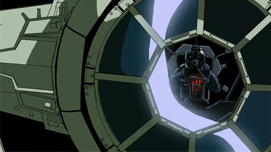 anime tie fighter battle amazing creative bloq