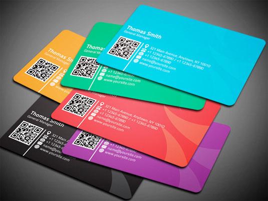 21 free business card templates : Creative Bloq