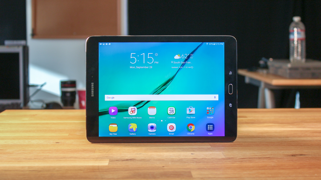 Super Samsung Galaxy Tab S2 review: Battery life and camera | TechRadar RT91