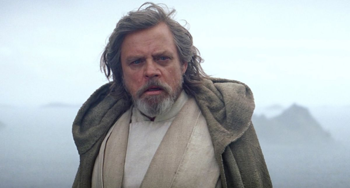 Here's why Mark Hamill thought fans would hate the Star Wars: The Force Awakens' ending