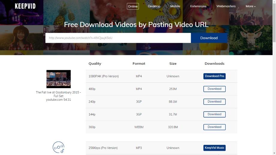 The best online YouTube downloader - Tech News Log