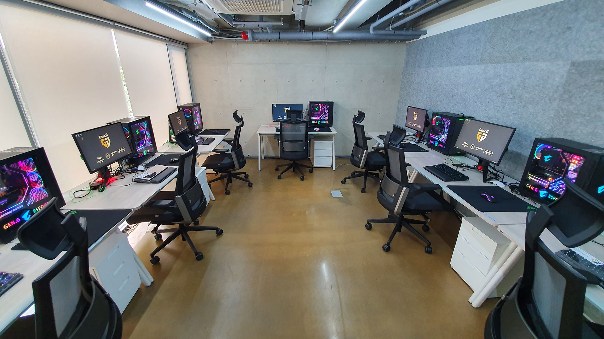 3D5CKex7Nf6dc6zkLunnSe - Pro gamers in South Korea train for 15 hours a day – here's what's involved