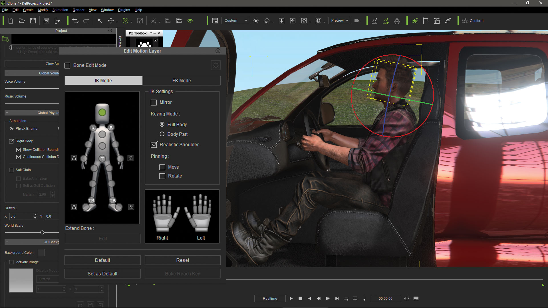 Make vehicle animations with iClone 7 - Graphic Design