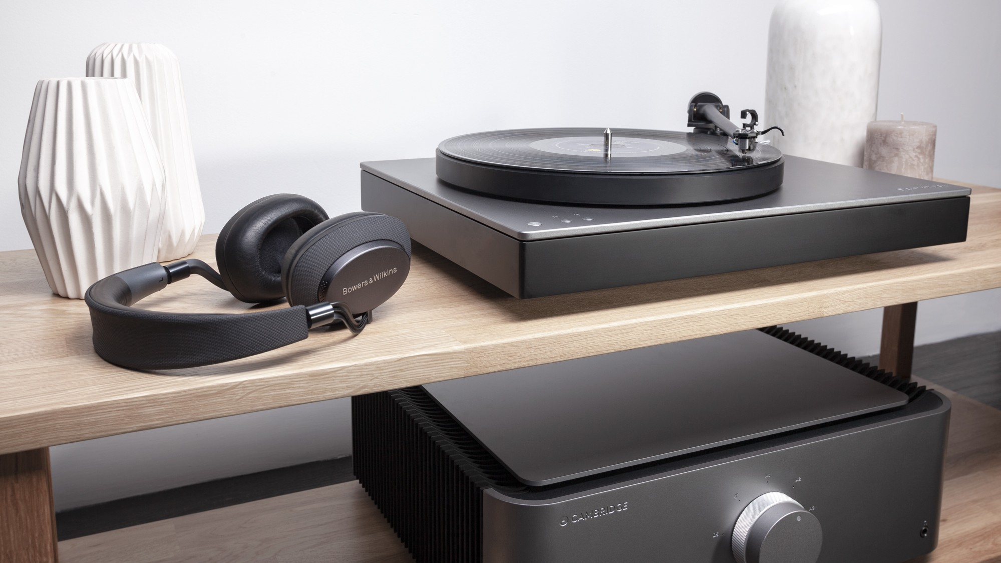 Cambridge Audio launches first turntable to support AptX HD wireless audio