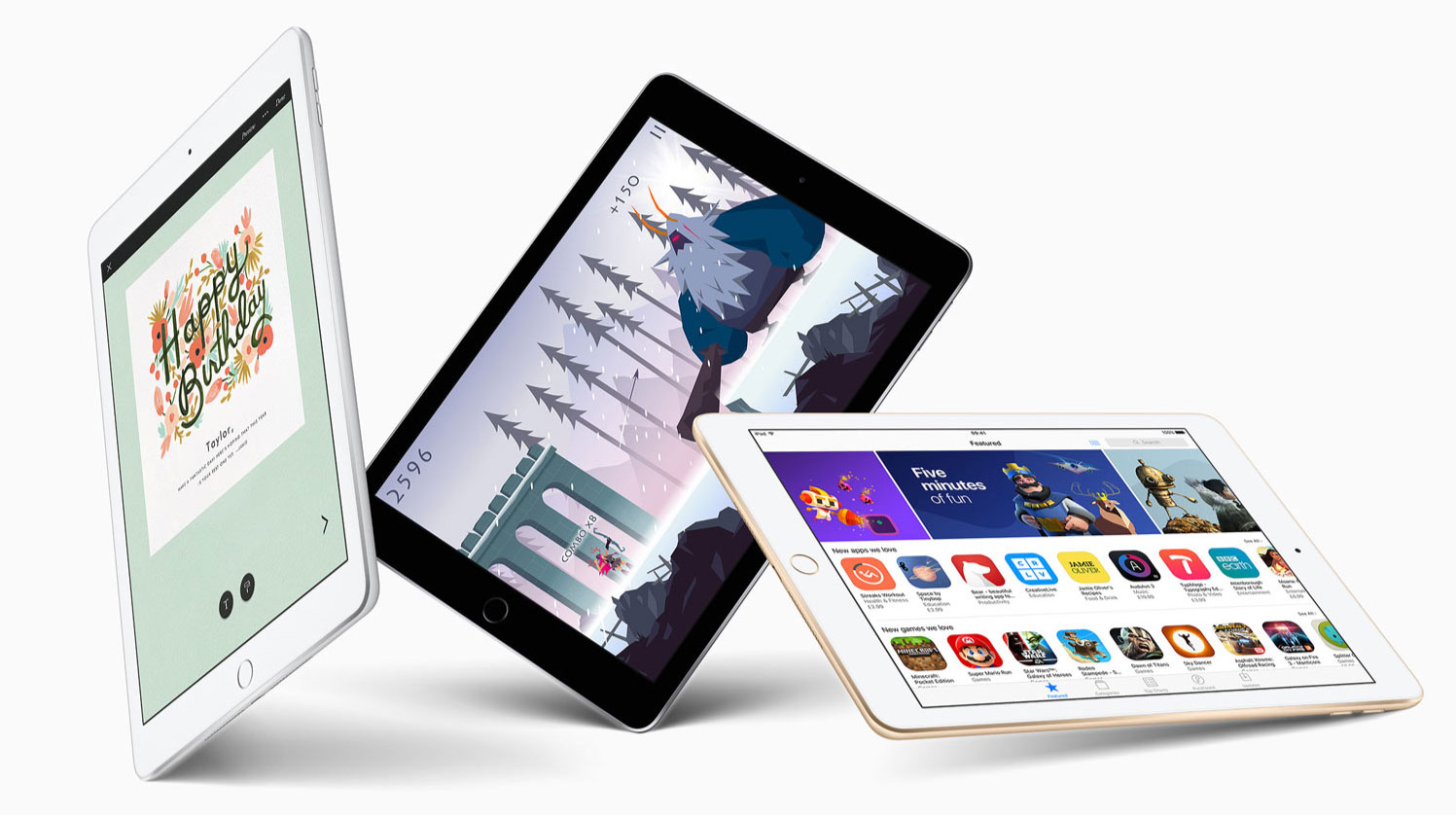 The best tablets you can buy in 2018