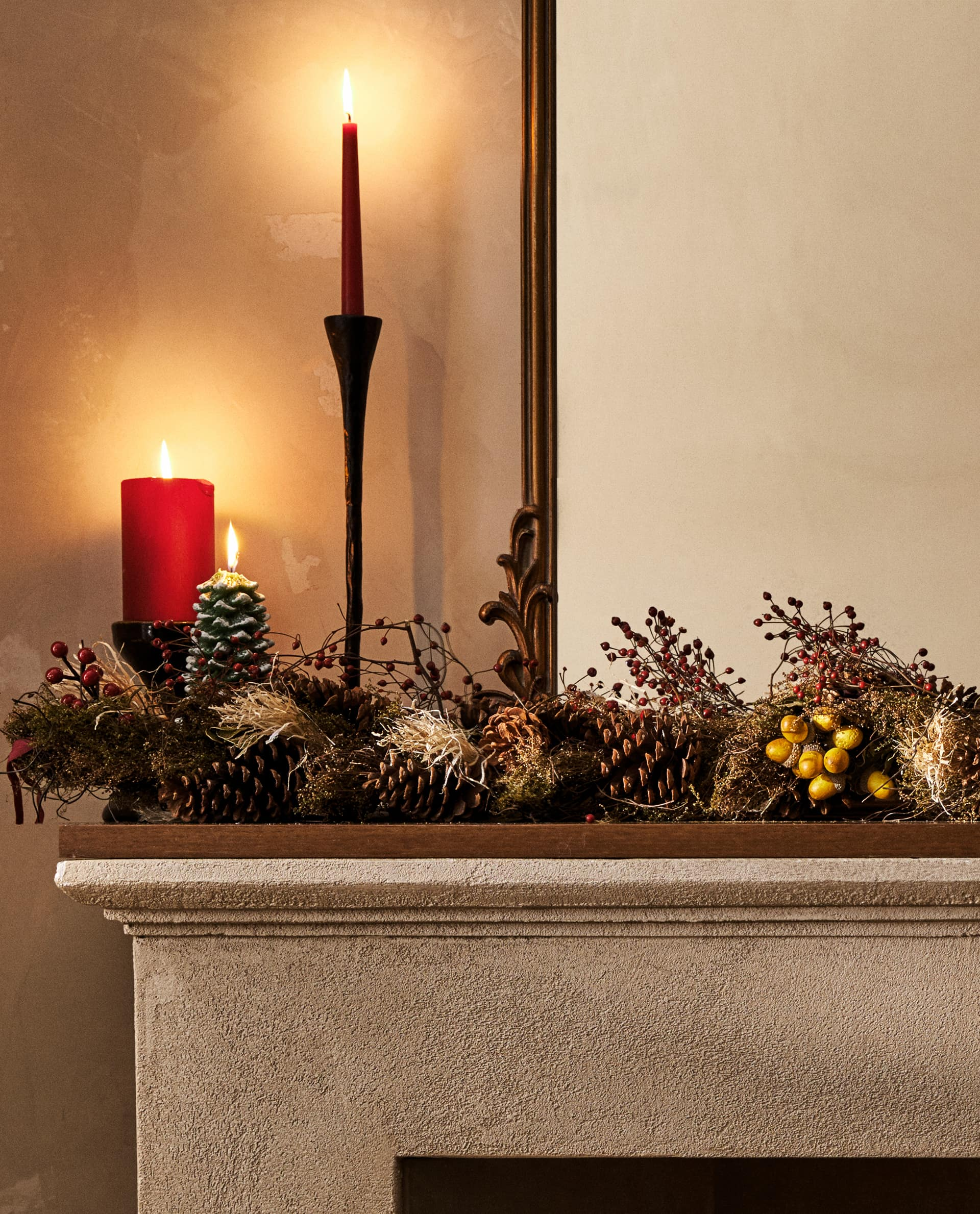 7 Picks From The Zara Home Christmas Collection To Decorate With Right Now Real Homes