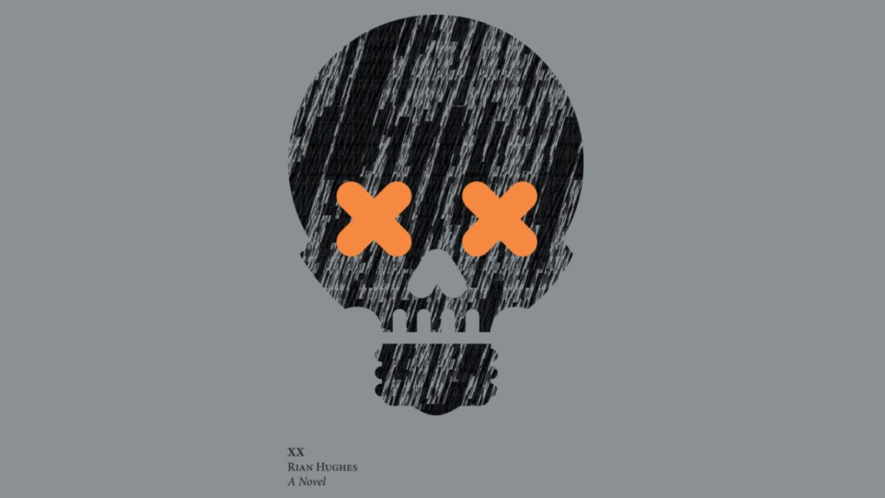 Rian Hughes delivers a modernist sci-fi saga of epic proportions in his debut novel, 'XX'