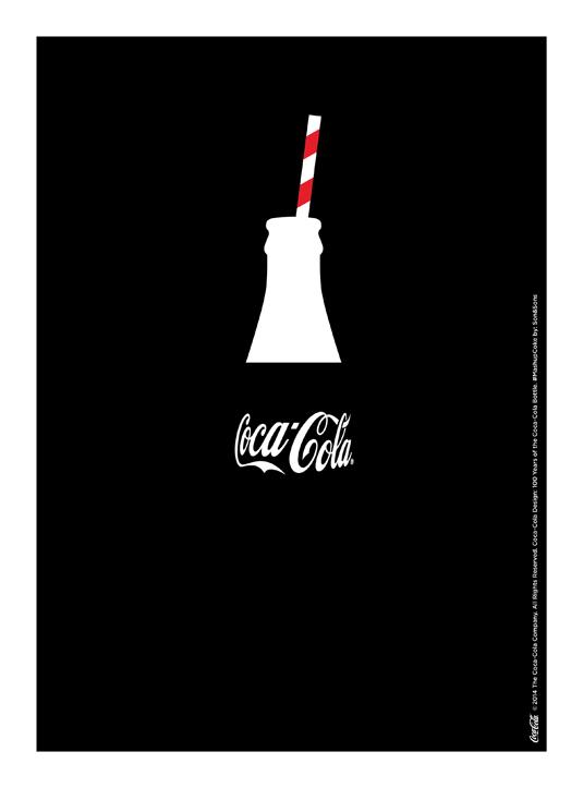 coca-cola bottle mash-up