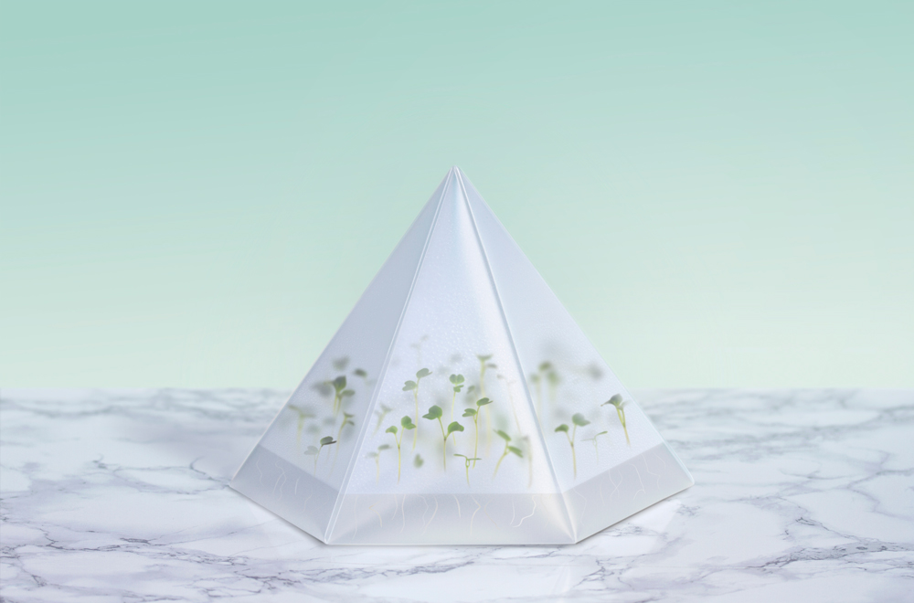 Microgarden growing kit